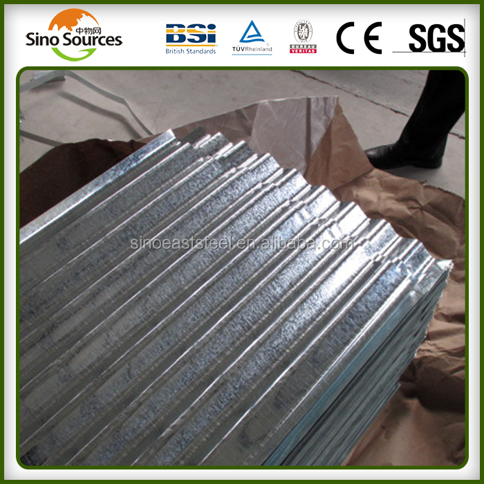 2017 Top Quality Metal Articles Iron Steel wholesale corrugated roofing sheet for sale