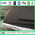 Chinese Factory Wholesale Cheap Rubber Braid Pattern Rubber Mat Of Flooring Mat