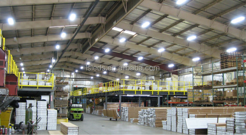 100 watt led high bay light for harsh environment , work from -40 to 65 celsius degree