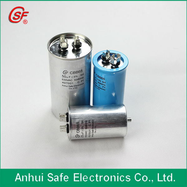 high voltage panasonic CBB65 capacitor