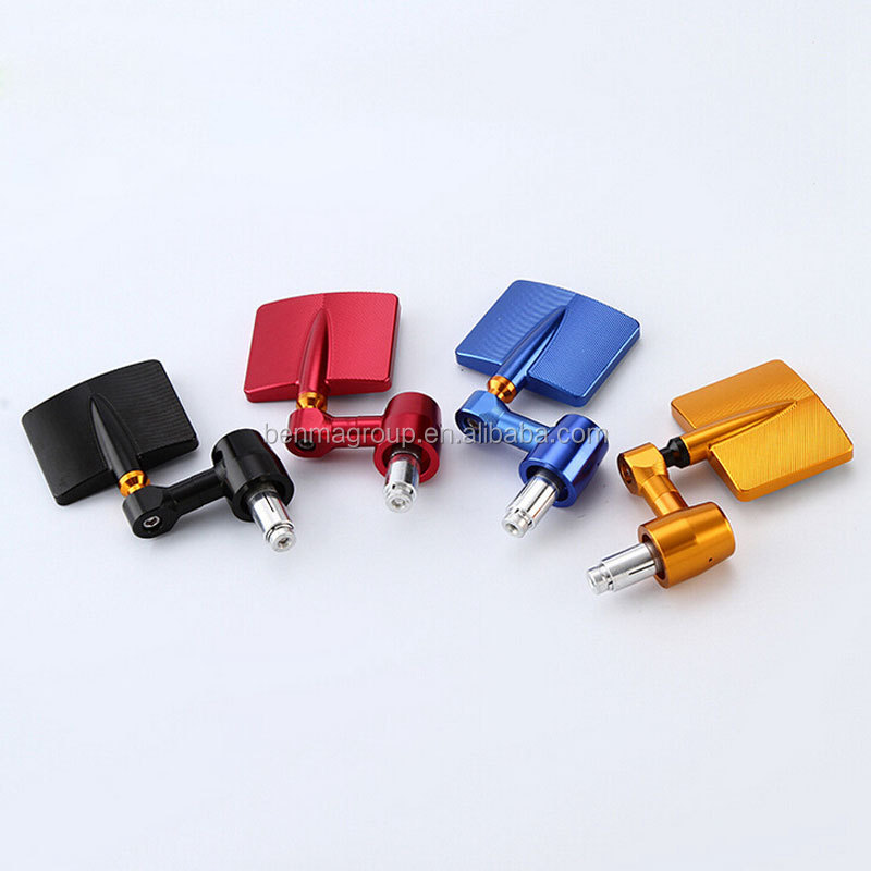 Top Quality Colorful Dirt Bike Motocross CNC Bar End Mirror