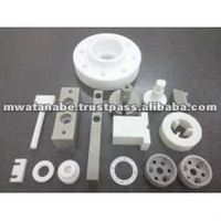 Ceramic Machining : Machinable Ceramics Products : Electric & Heat Insulation, Precise Machining