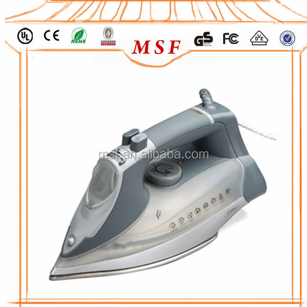 ceramic coating iron private label electric pressing iron