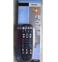 32KEYS ORIGINAL QUALITY RCA Universal Remote Control RCU404 For TV/DVD/VCR/Cable/SAT/DBS