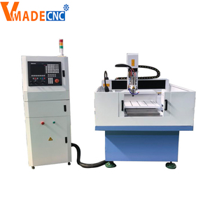 VRW-6090 Metal Milling Drilling Spinning CNC Milling Machine for Metal