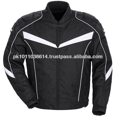 The latest waterproof cordura motorbike jacket for men plus size