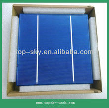 TP-156P Hottest sell 6''x6'' multi-crystalline solar cell supplier high efficiency individual solar cell