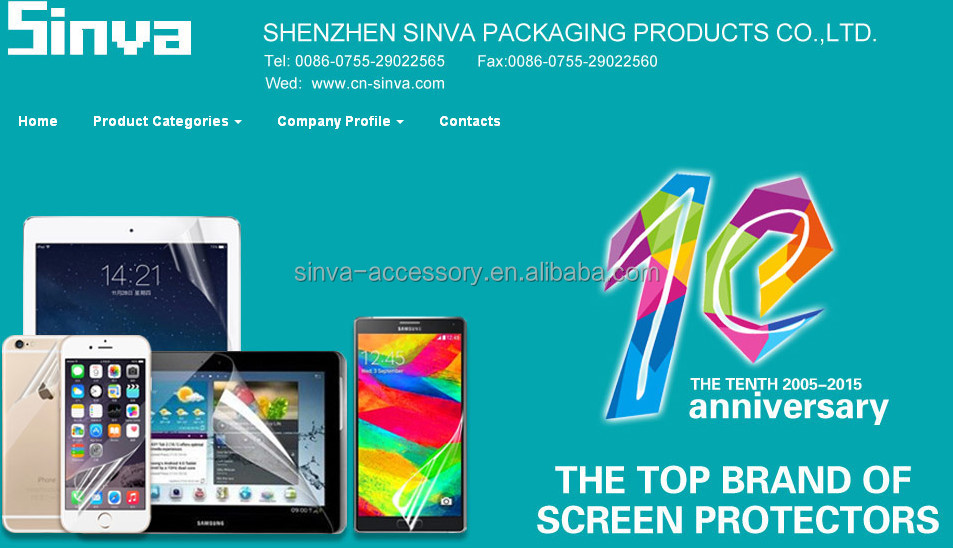 Sinva With Colorful Frame Anti Spy Tempered Glass Screen Protector Privacy Screen Film For iPhone