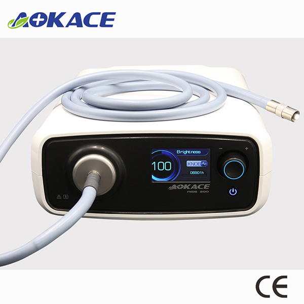 Top quality LED Cold Light Source for Endoscopes\Microscopes Made in China