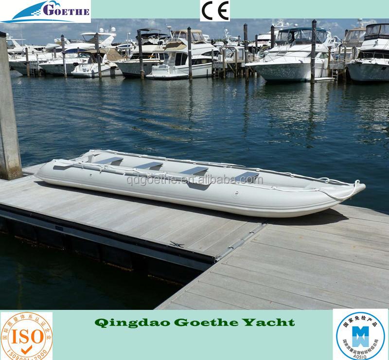 Gtk548 goethe 18 39 lourde droit extra large gonflable mer kayak bateau bat - Bateau gonflable mer ...