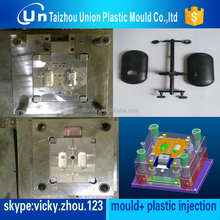 plastic injection mold for worm plastic injection mold for other components
