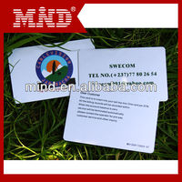 high quality id card design sample