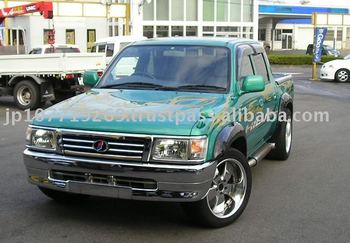 2000 TOYOTA HILUX WCab PickUp RHD Japanese Used Cars