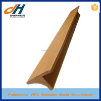 PVC Wood Plastic Ceiling Mould, WPC Ceiling Corner Extrusion Mold