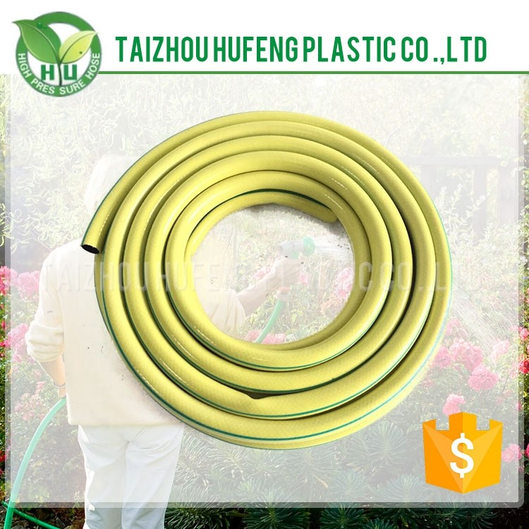 Chinese Supplier Lightweight PVC Garden Hose Pipe