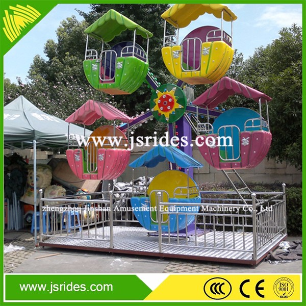 Promotion!! swing kids mini ferris wheel for playground