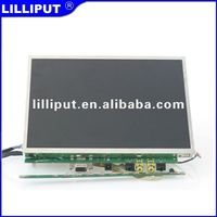 "10.4"" 5-wire resistive Touch screen LCD open frame"