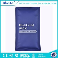 heat pad gel beads hot cold pack,injury medical hot cold pack ,rechargeable ice-cold hot cold pack
