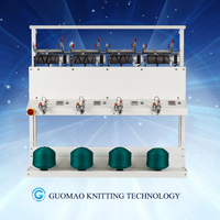 Acrylic Yarns Winding Machine, Manufacturer