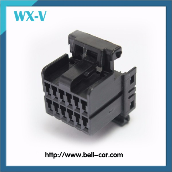 OEM&ODM 12 Pin Way Auto Electrical Wire Connector