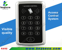 Security Keypad Standalone Weigand RFID Mini Proximity Reader