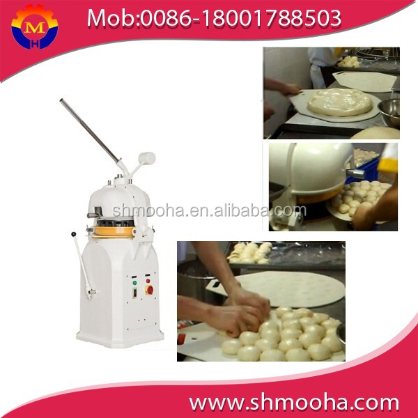 30pcs semi-automatic dough ball divider rounder /dough portioner rounder