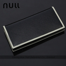 Newest designer grain leather genuine leather wallet