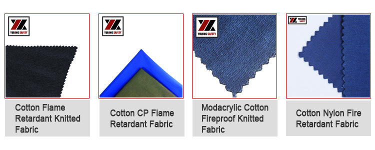 260gsm Fire-Proof Aramid IIIA Fire Retardant Permanent FR Fabric