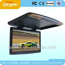 19.5'' Bus Roof Monitor 24v,Coach Monitor