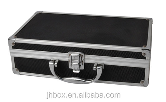Professional aluminum toll case beauty box case JH-198