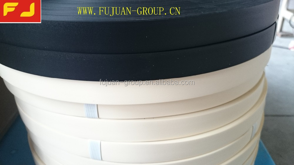 good price customizable color and size abs/pvc edge band