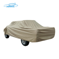 Fireproof Car Cover , Full Set Pick Up Car Cover