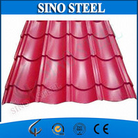 hot selling color roofing sheet aluminium zinc corrugated sheet