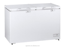 Hot sale double doors chest freezer deep freezer CF-491 with A+ energy class