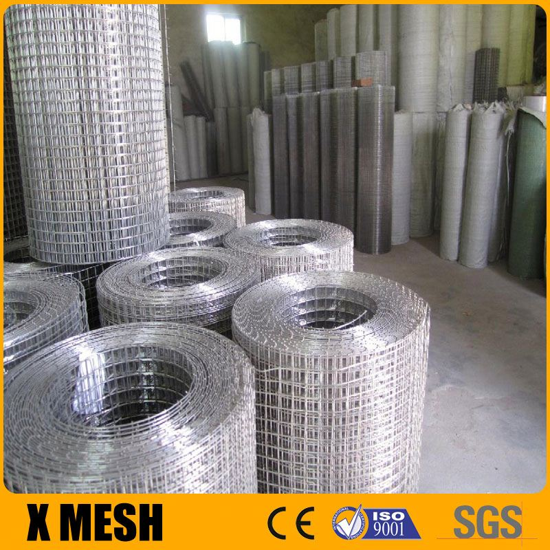 Long time 6x6 concrete reinforcing welded wire mesh for security fencing