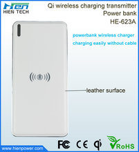 Multifuction qi inductive charger wireless charging power bank for samsung galaxy s2/s3/s4