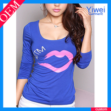 Simple Sexy Girls V Neck Wholesale Design for Ladies