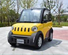 electric sports car 2 seater EEC COC chinese mini electric vehicle