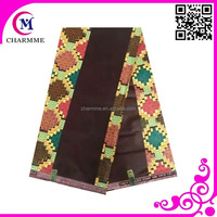 Fancy dress making flannel fabric nautical print african print kaftans women pajamas design shoe print