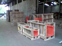 Wooden Pallet And Wooden Box
