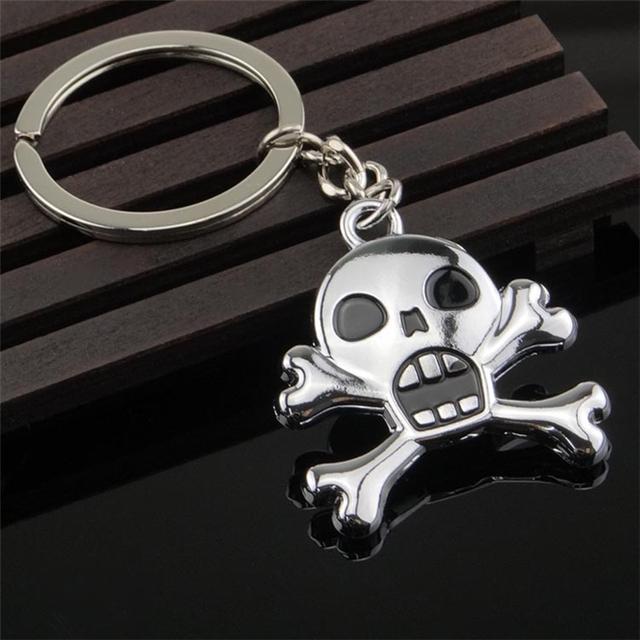 Bone Promotion christmas gift Key metal Keyring Key Ring Chain keychain