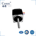 Casun NEMA 11 2 phase 1.8 degree small volume fast speed external linear hybrid stepping and stepper motor