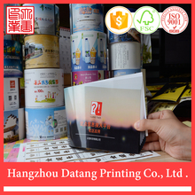 Wholesale high quality china cheap custom coffee table book printing