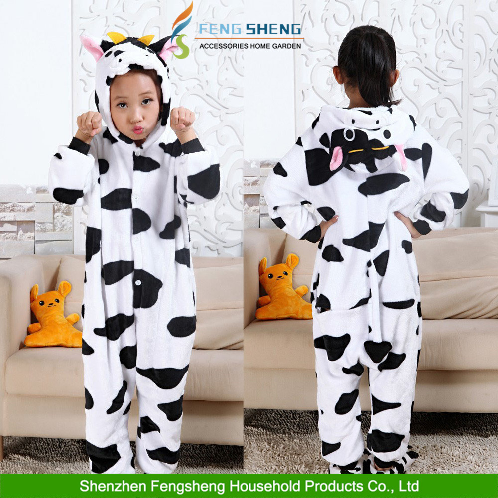 New Kids Farm Animal Cow Fancy Dresses Costume Boys Girls Nativity Christmas Sets