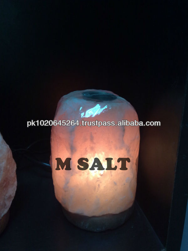 Natural Rock Salt Lamps/Himalayan Salt Products/Salt Tea lights/