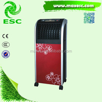 duct portable car air conditioner 3500cmh portable evaporative swamp cooler