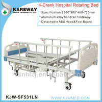5 Cranks Multifunctional Hospital Beds