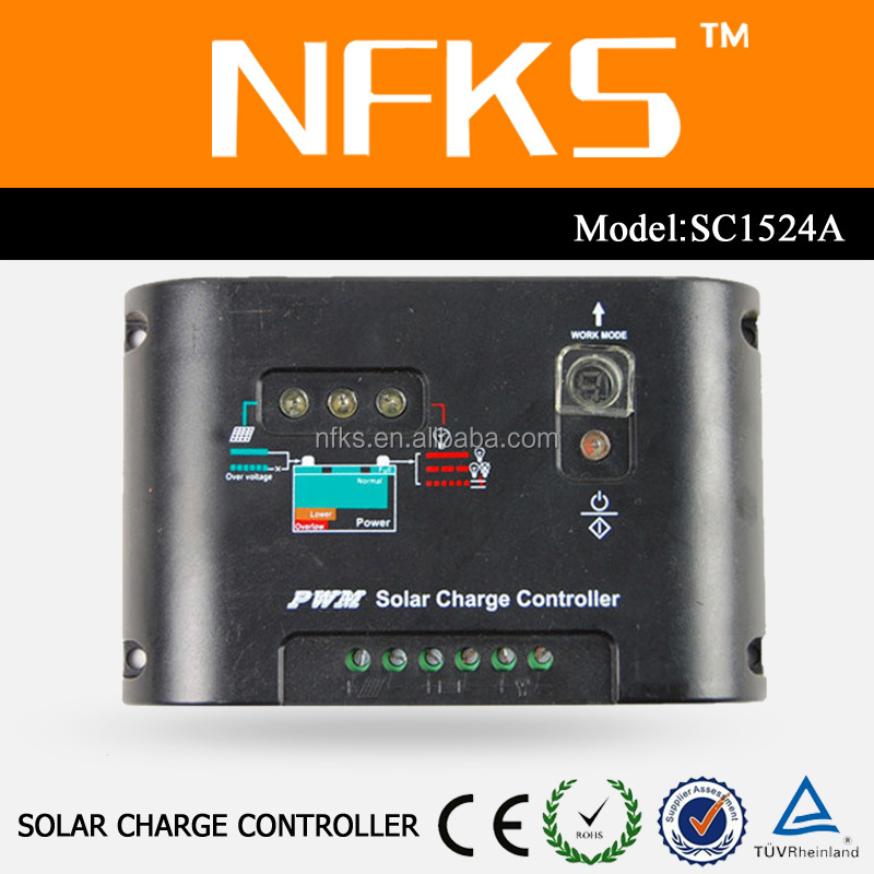 Promotion Price! MPPT Function 12V 24V Auto Manual PWM Solar <strong>Charge</strong> <strong>Controller</strong>
