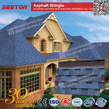 China cheap building materials asphalt shingle roof for for Cheap construction materials