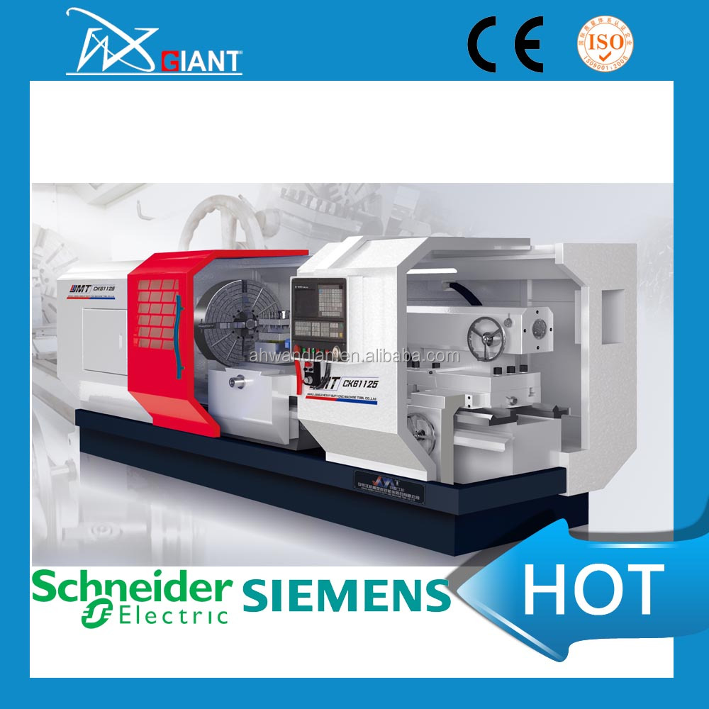 Diamond Cutting Wheel Lathe/ CNC Lathe Rim Repair Machine for customers